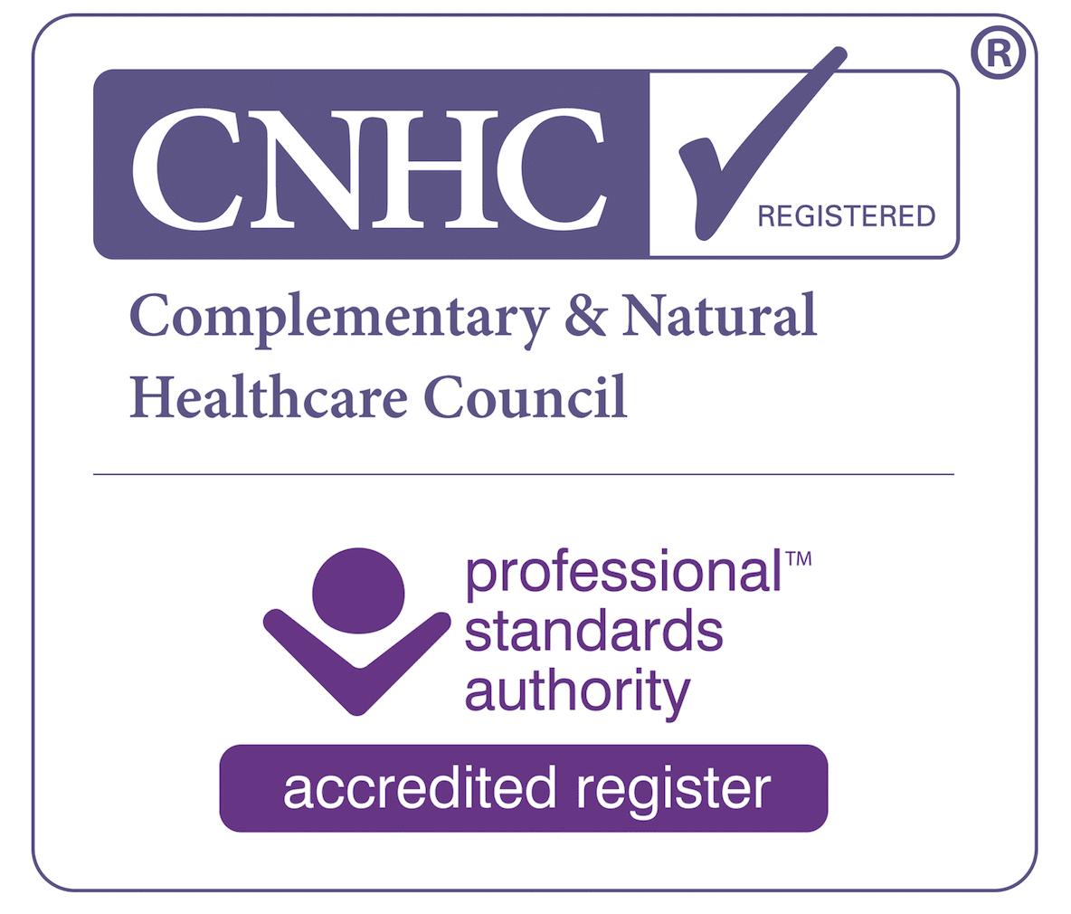 CNHC Registered Nutritionist
