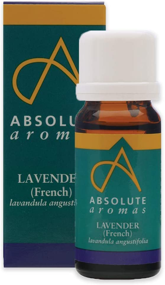 Absolute Aromas Aromatherapy Lavender French Essential Oil 10ml