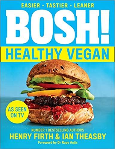 BOSH! Healthy Vegan Recipe Book