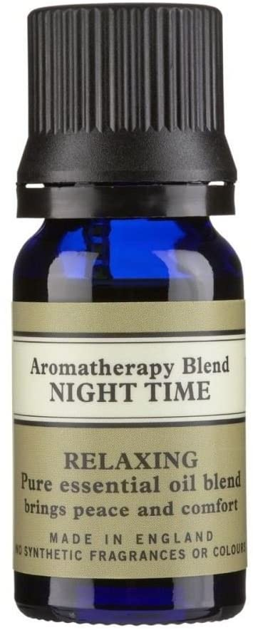 Neal's Yard Aromatherapy Night Time Blend Essential Relaxing Oil 10ml