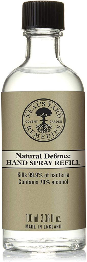 Neal's Yard Natural Defence Hand Sanitiser Refill 100ml