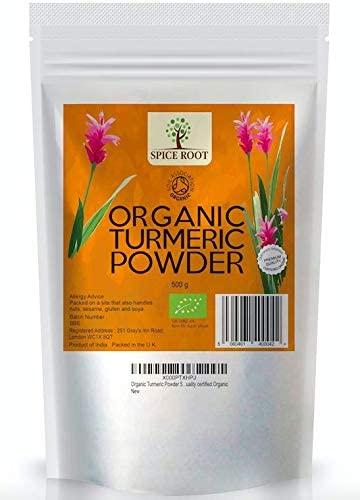 Organic Turmeric Powder 500g