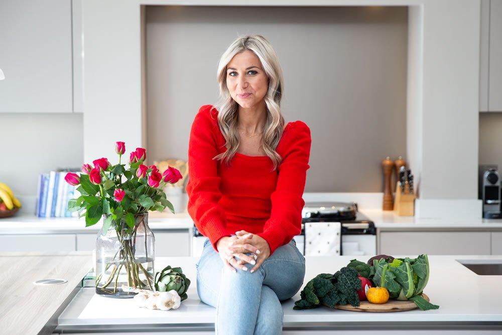 Clarissa Lenherr, Harley St. London based Nutritional Therapist.