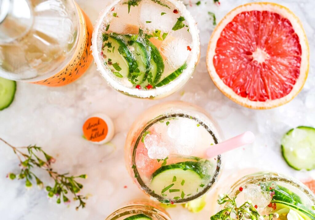 Nutritionist Healthy Drinking