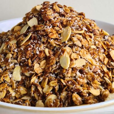 FODMAP Healthy Granola